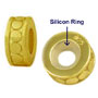gold plated sterling silver bead stoppers wholesalers