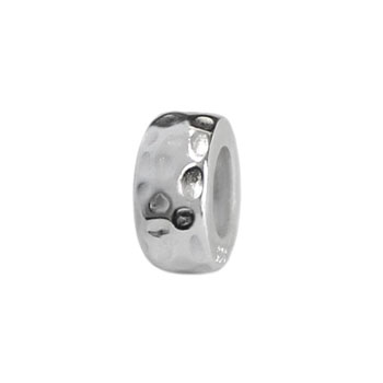 sterling silver bead spacer